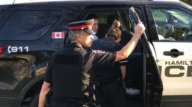 Ritchie Arrest