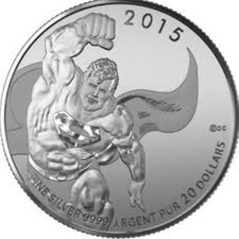 Silver Superman coins prove to be kryptonite to Royal Canadian