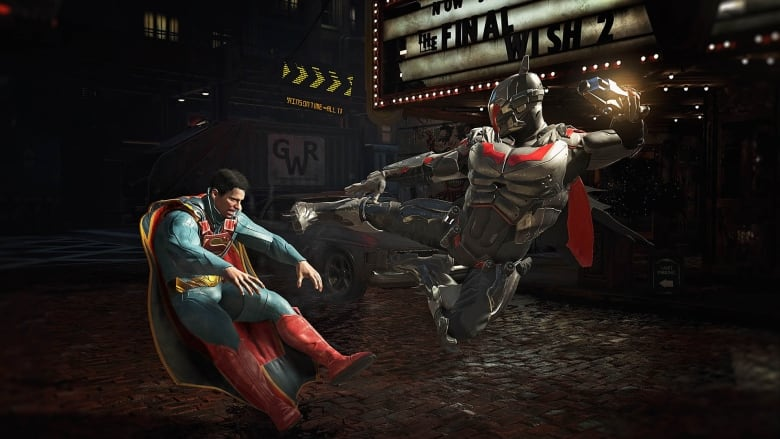 Injustice 2: Super-powered fisticuffs with a story worth