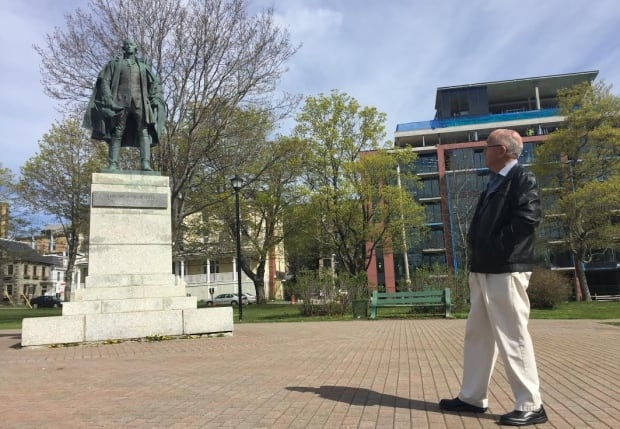 Daniel Paul is a Mi'kmaq historian
