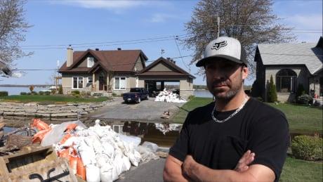 Steve Couture Ottawa Cumberland Flood