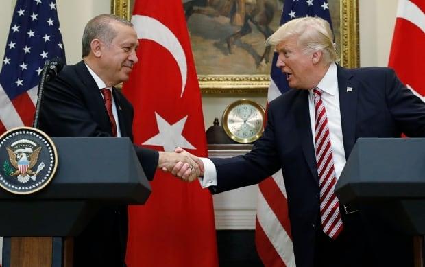 USA-TURKEY/
