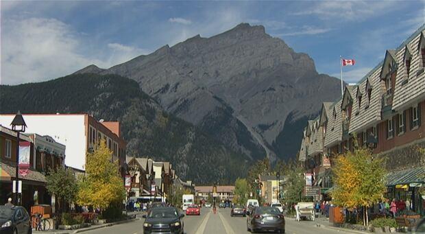 Banff tourism