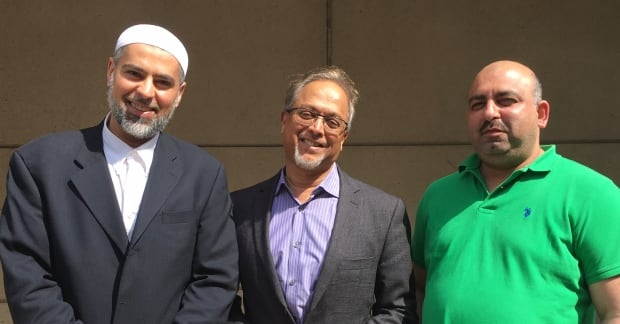 Muslim leaders Hamilton