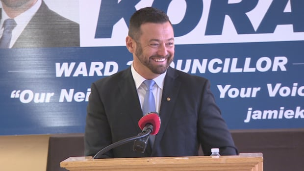Olympian and former member of Team Gushue Jamie Korab plans to run for St. John's City Councillor of Ward 3.