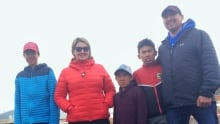 Habitat for Humanity Iqaluit family