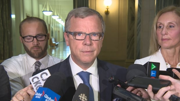 Premier Brad Wall acknowledges the Sask. Party anticipated a decline in popularity after the provincial budget.
