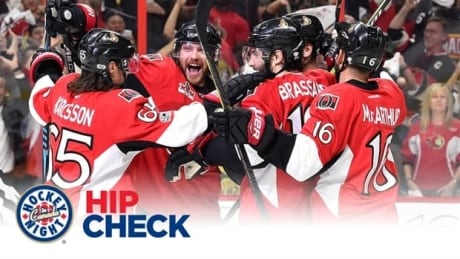 Hip Check: Sens score early and often in Game 3 against Pens