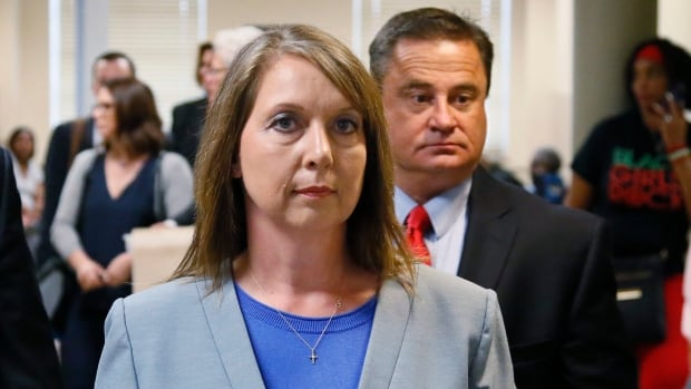 Betty Shelby was found not guilty Wednesday of first-degree manslaughter. In September 2016, the Oklahoma police officer shot and killed 40-year-old Terrence Crutcher, an unarmed black man who had his hands held above his head.