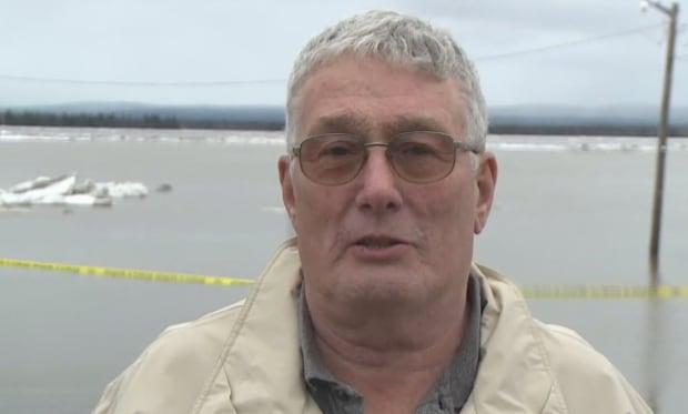 Dave Raeburn Mud Lake flooding