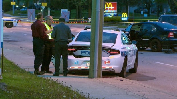 SIU called in after Peel police vehicle crashes