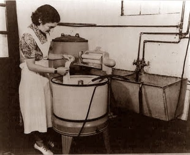 Washing Machine 1900s