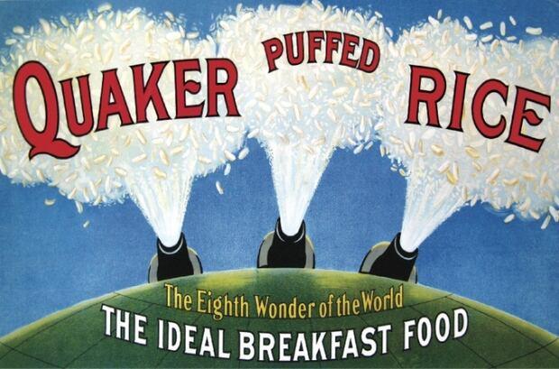 Quaker Puffed Rice