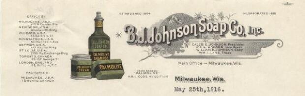 B.J. Johnson Soap Company