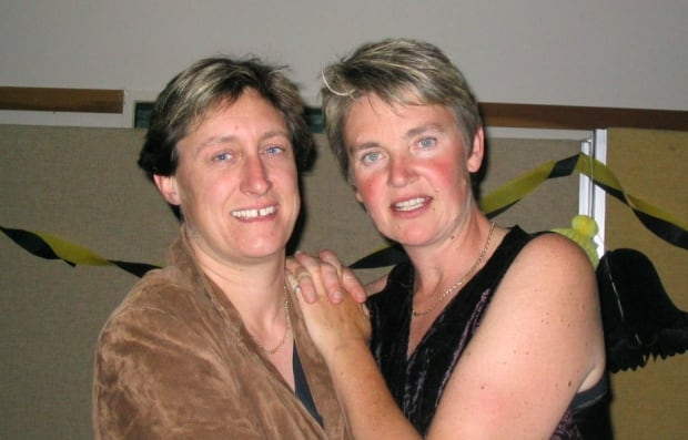 Louise Pargeter and Anne Lynagh