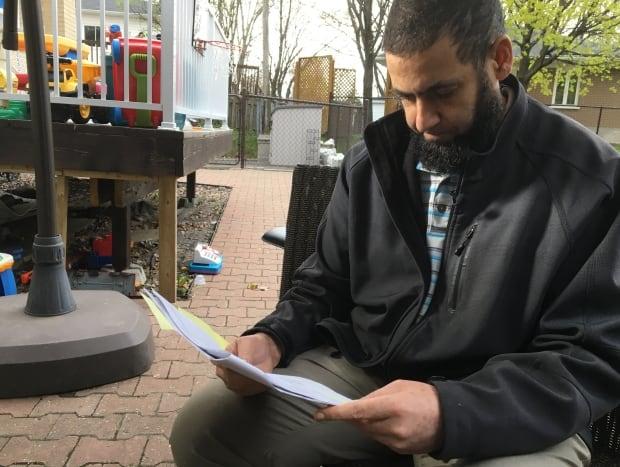 Saïd El-Amari, Quebec City mosque shooting survivor