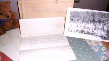 April Girard letters