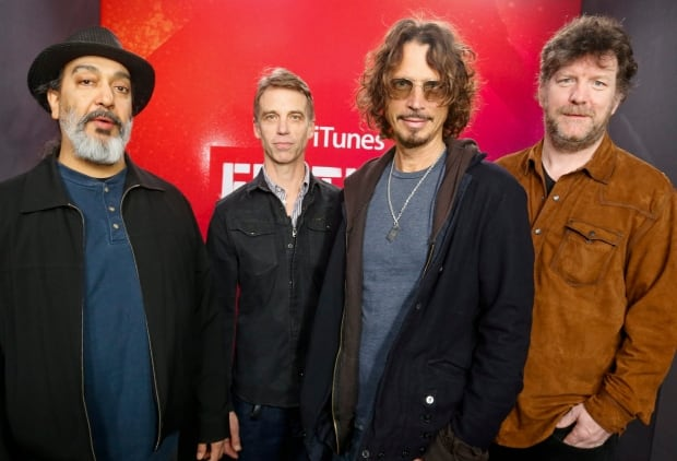 SXSW 2014- Soundgarden Portrait