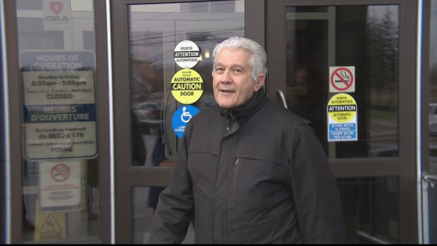 Yvon Arsenault, in a picture from February 2017, is in prison for molesting nine boys between 1971 and 1980, while serving as a Catholic priest.
