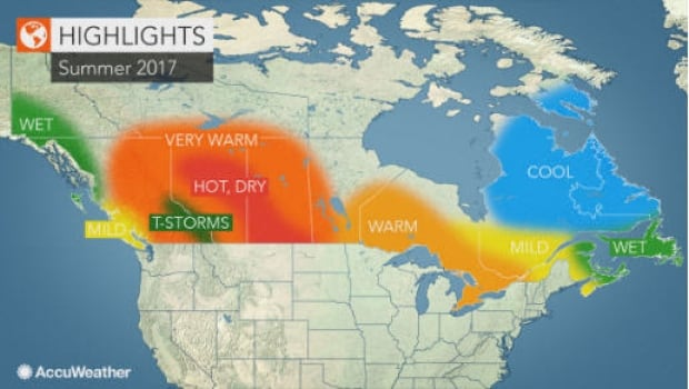 Accuweather summer forecast