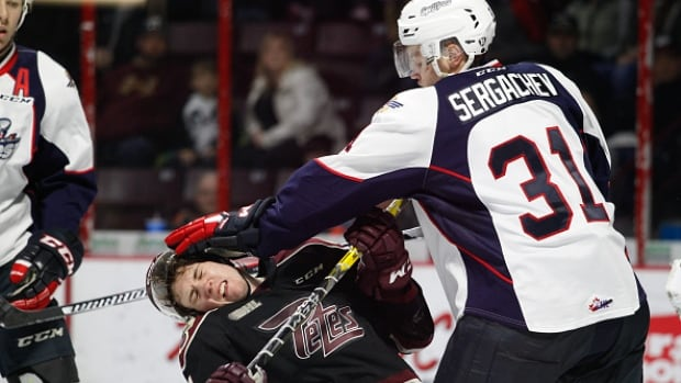 Spitfires defenceman Mikhail Sergachev will be an important factor if Windsor is going to be successful at the upcoming Memorial Cup.