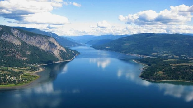 On Monday afternoon a diesel-fuelled tug boat sank in Shuswap Lake, prompting a water advisory for a nearby community.