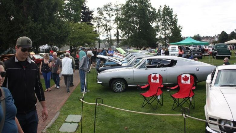 Car Show Ditches Downtown Langley Over Money Squabble Cbc News