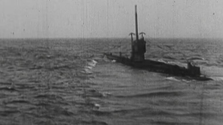 Captured seaman's memories of Bay of Fundy U-boat ordeal survive