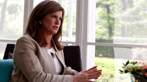 Conservative Interim Leader Rona Ambrose shown during an interview in Ottawa, Thursday. The longtime MP, who has led the Conservatives since they formed Opposition in 2015, will resign her seat in the House of Commons this summer.