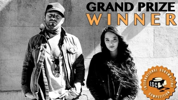Matt Epp and Faouzia won a grand prize for a duet at the International Songwriting Competition.