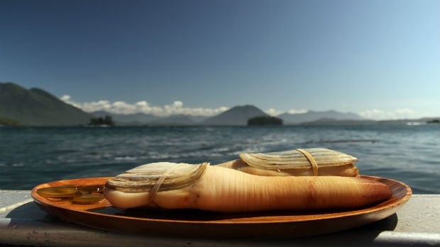 Geoducks are native to the Pacific Northwest but the demand for them is mostly from Japan and China.