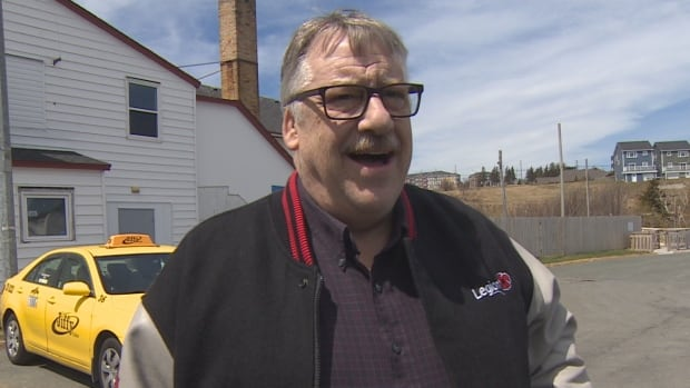 Taxi driver Doug McCarthy says postponing a hike in insurance rates will give operators some breathing room