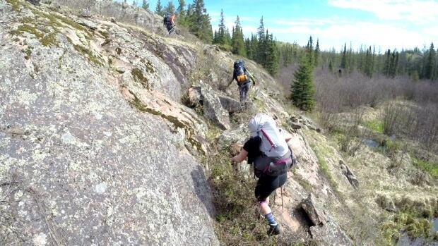 Mantario trail