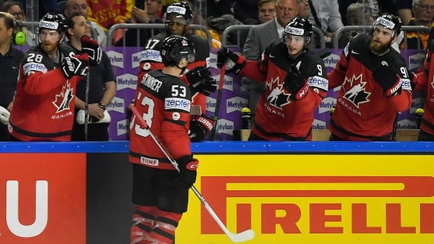 Canada will play Russia in semi-final after win over Germany