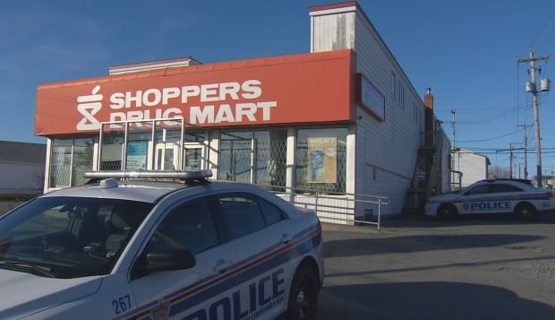 Shoppers Drug Mart police May 18
