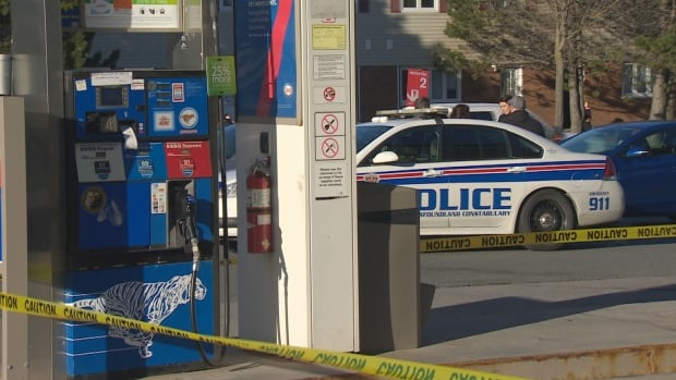 Police Esso May 18