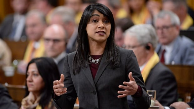 Government House leader Bardish Chagger served notice Thursday that the Liberals want to extend daily sitting hours for the House of Commons until midnight, starting the week of May 29 until June 23, to pass a number of bills before the summer break.