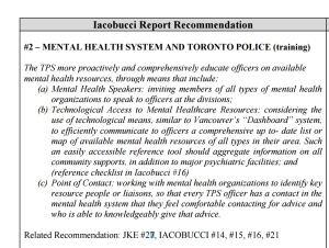 Iacobucci report