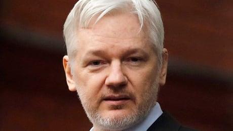 Ecuador Presidential Election Assange