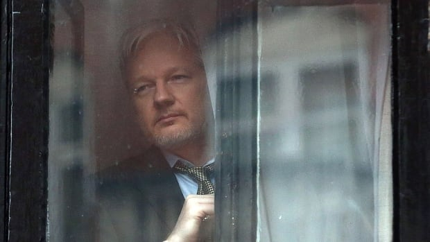 Swedish prosecutor drops investigation into rape claim against Julian Assange