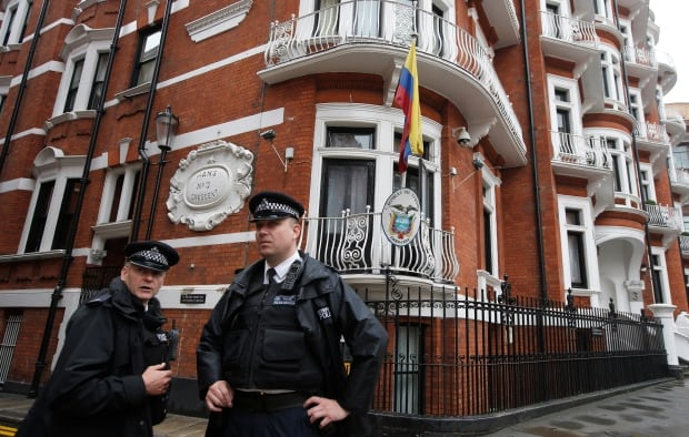 Julian Assange: The real questions now fall on Ecuador, says lawyer