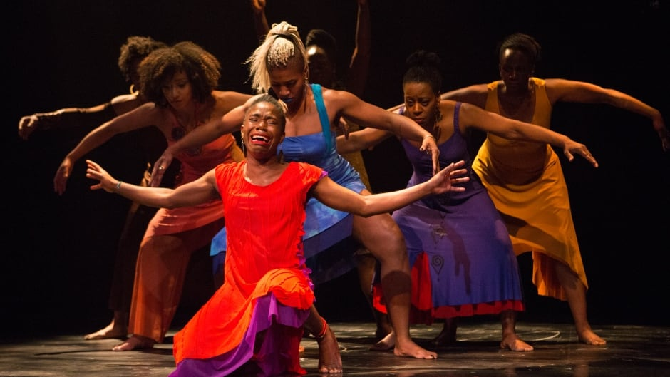 For Colored Girls runs until June 3 at Toronto's Young Centre for the Performing Arts.
