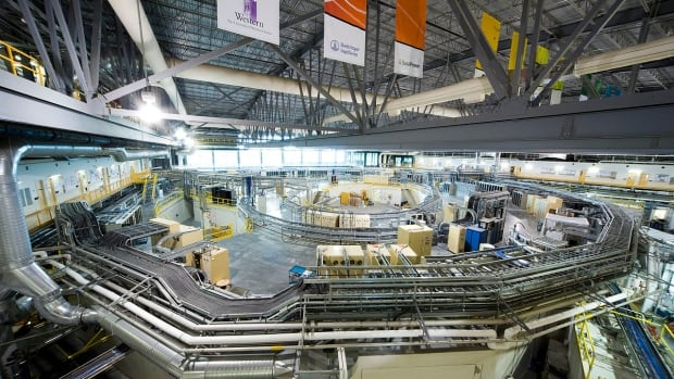 The University of Saskatchewan is home to the Canadian Light Source synchrotron.