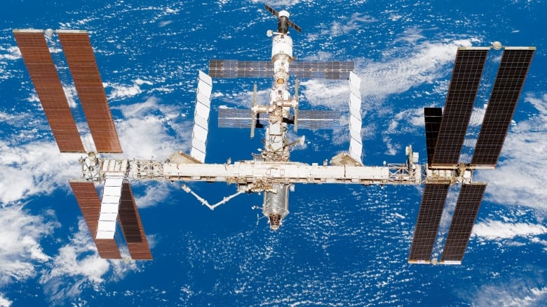 Russia Space station air pressure restored after leak