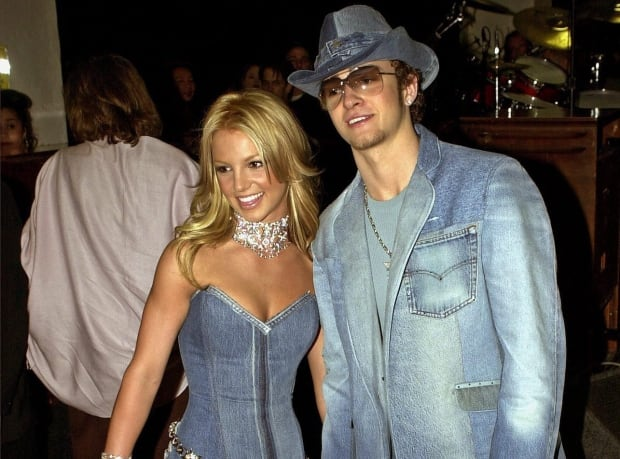 People Justin Timberlake Britney Spears