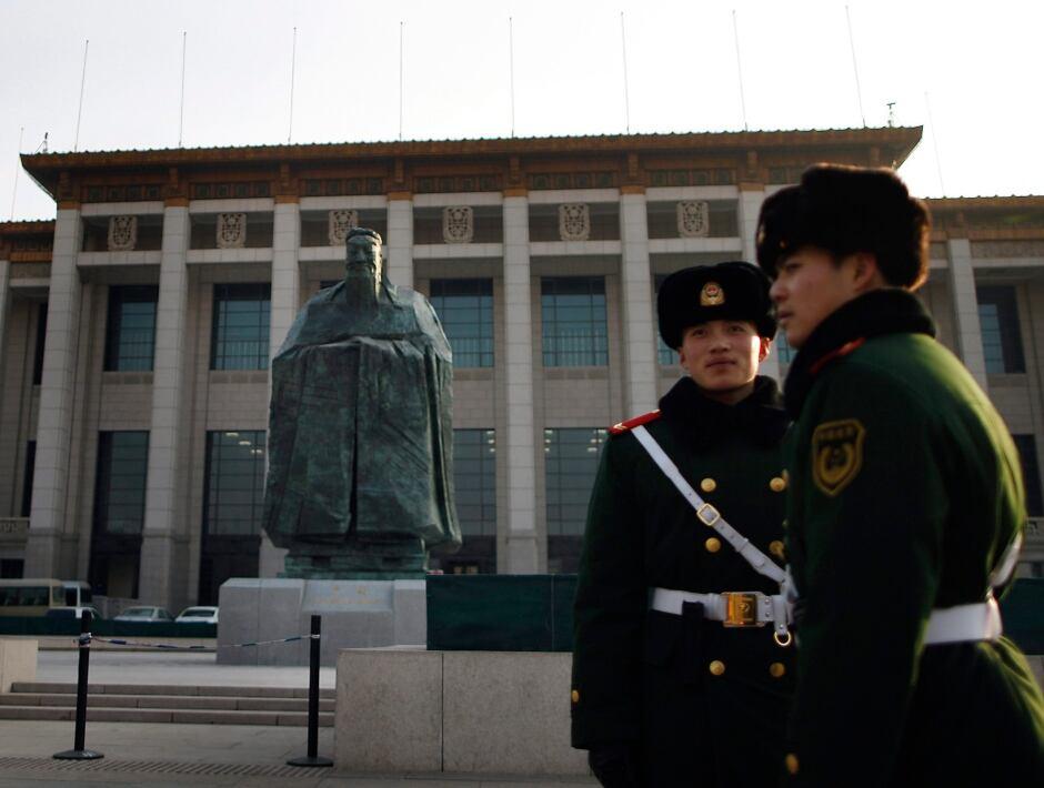 China Confucius Comeback