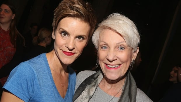 Jenn Colella and Beverley Bass
