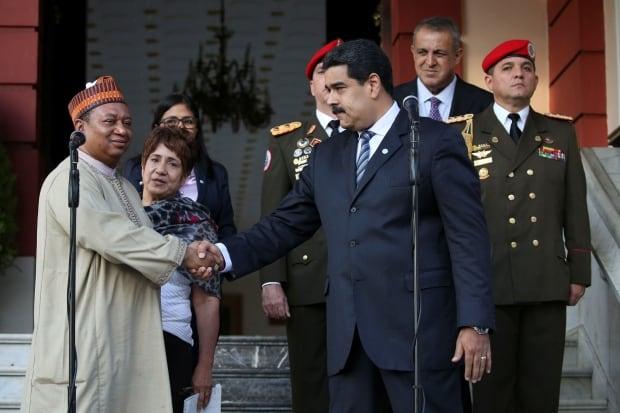 OPEC-MEETING/VENEZUELA