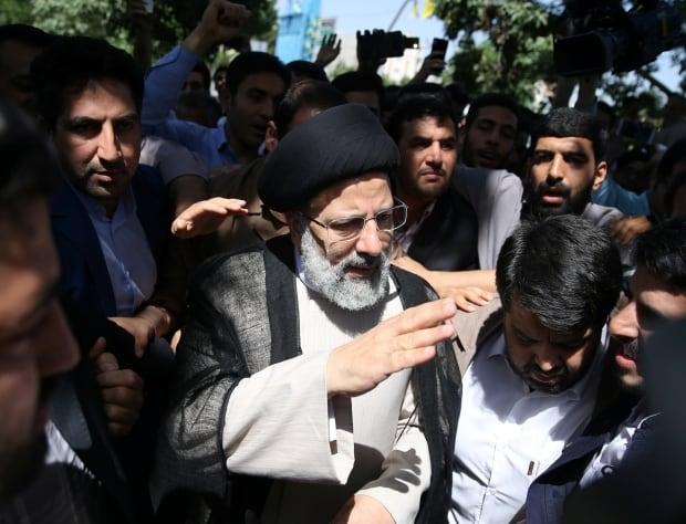 IRAN-ELECTION/RAISI