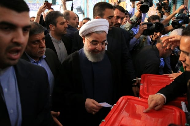 IRAN-ELECTION/ROUHANI